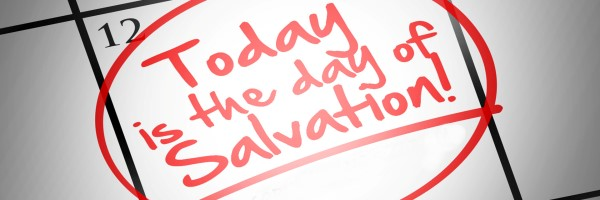 Today Is The Day of Salvation – A Lesson D.L. Moody Learned | Discovering God's Word